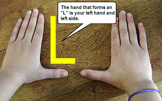 causes of left and right handedness Do you ever have trouble telling right from left why some people have trouble telling left from right human error is often at the root of the cause.