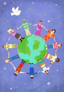 "Children ""AROUND"" the World by Unicef"