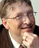 Bill Gates - dyslexic