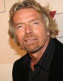 Richard Branson - famous Dyslexic