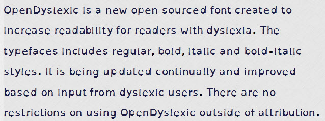 Is it easier for dyslexic people who are good at math to write reports or essays?